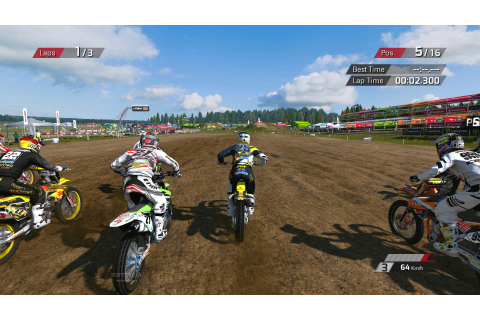 MXGP - The Official Motocross Videogame Patch Download