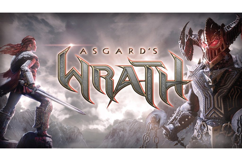 Asgard's Wrath is a Combat VR Game Based Around Norse Gods ...