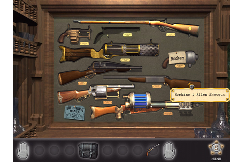 Wild Wild West: The Steel Assassin (1999 - Windows ...
