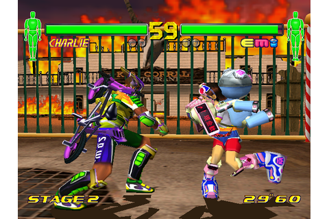 Fighting Vipers 2 Screenshots for Dreamcast - MobyGames