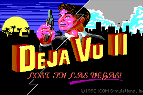 Download Déjà Vu II: Lost in Las Vegas - My Abandonware
