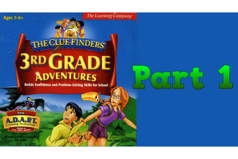 Whoa I Remember: The ClueFinders 3rd Grade Adventures ...