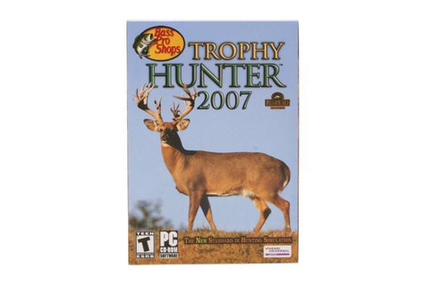 Bass Pro Shops Trophy Hunter 2007 PC Game - Newegg.com