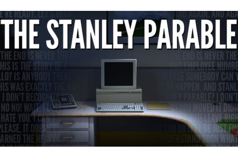 Buy The Stanley Parable from the Humble Store