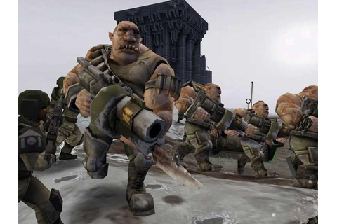 Игра Warhammer 40.000: Dawn of War - Winter Assault (2005 ...