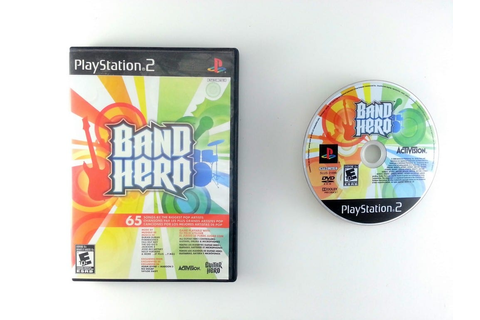 Band Hero game for Playstation 2 | The Game Guy