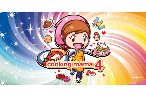 Cooking Mama 4 | Nintendo 3DS | Games | Nintendo