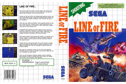 Sega Master System L Game Covers Box Scans Box Art CD ...