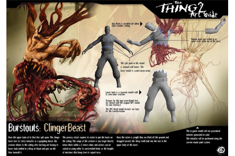 The thing 2 cancelled video game - SciFi Games Forum