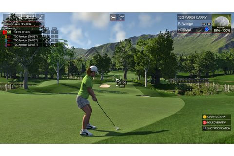 Review: The Golf Club (PC) - Digitally Downloaded