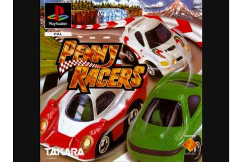 Penny Racers Ps1 Soundtrack - First Turn Around. - YouTube