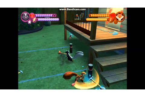 Over The Hedge Video Game: Walkthrough Part 5 - Night ...