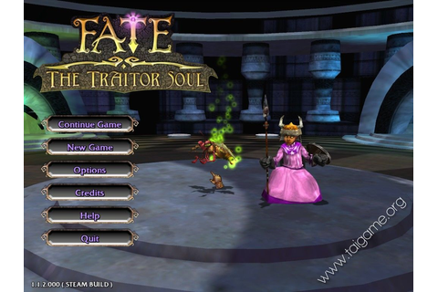 FATE: The Traitor Soul - Download Free Full Games | Arcade ...