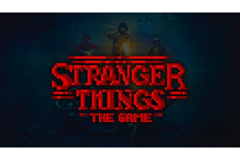 Ya puedes descargar Stranger Things: The Game gratis