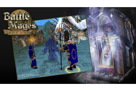 Battle Mages: Sign of Darkness - Download Free Full Games ...
