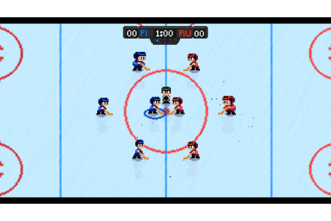Super Blood Hockey - FREE DOWNLOAD CRACKED-GAMES.ORG
