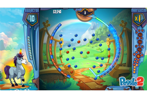 Peggle 2 to hit Xbox One next week