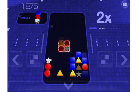 iPhone Game Review: Groovin' Blocks - Gaming Nexus