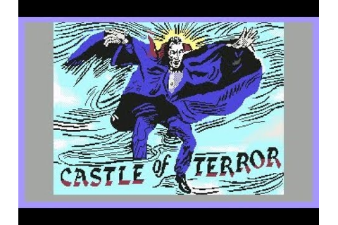 C64 - Castle of Terror (1986) FULL GAME part 2/2 - YouTube