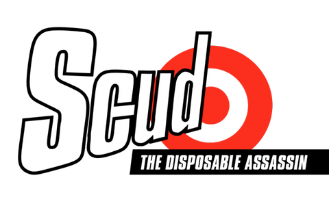 Scud The Disposable Assassin logo