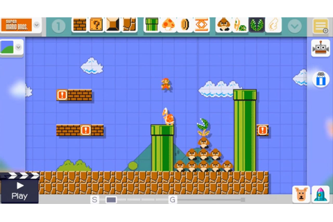 Super Mario Maker sells 445,000 units in the US last month ...