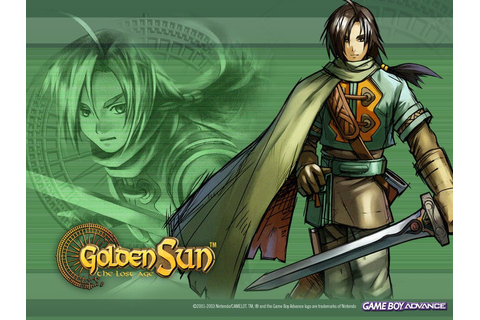 Golden Sun: Felix Wallpaper - official_felix.jpg | Games ...