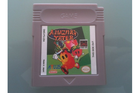 Amazing Tater For Nintendo Game Boy gbc gba gba sp
