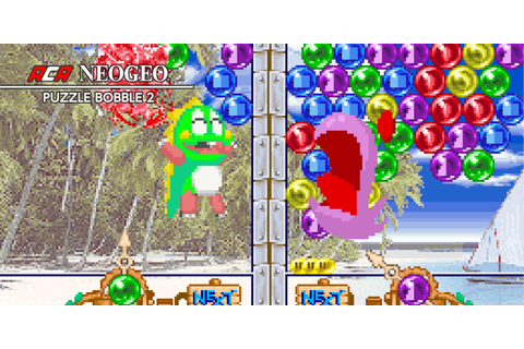 ACA NEOGEO PUZZLE BOBBLE 2 | Nintendo Switch download ...