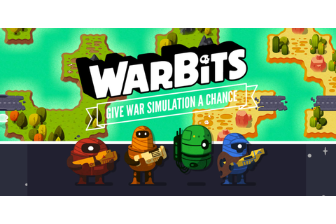 Review: Warbits – a tactical war simulator for pacifists ...