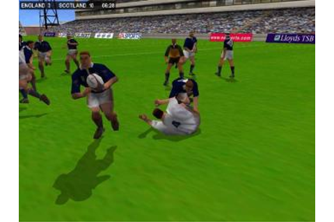 Screens: Rugby 2001 - PC (6 of 11)