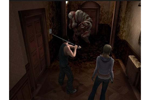 The Nocturnal Rambler: My Top 10 Horror Games