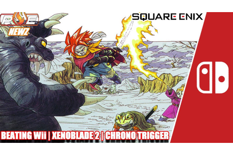 Nintendo Switch - Chrono Trigger Dev Teases New Game ...