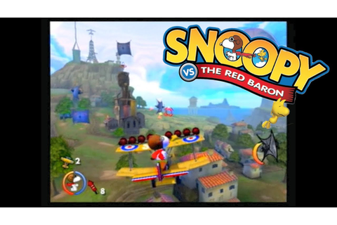 Snoopy vs the Red Baron - Review - YouTube