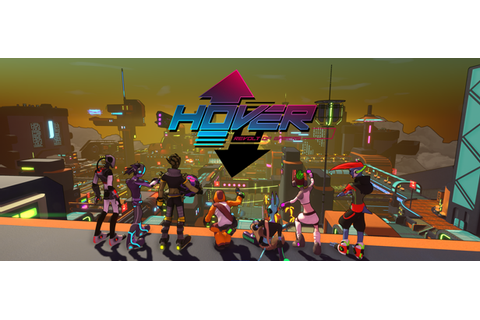 Hover: Revolt Of Gamers is a Jet Set Radio Inspired Game ...