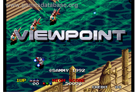 Viewpoint - Arcade - Games Database