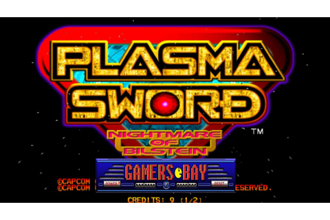 Plasma Sword: Nightmare of Bilstein - Arcade Fighting Game ...