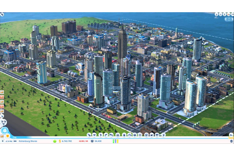 SimCity 2013 - Time Lapse - 0 to 230,000 Population ...