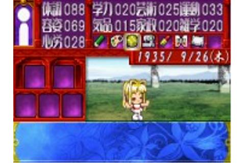 Tanbi Musou : Meine Liebe - Game Boy Advance Game