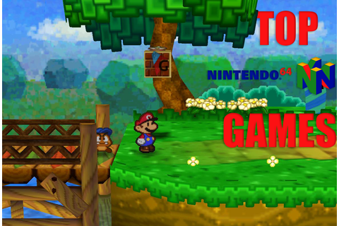 The Very Best N64 Video Game Titles - Gameranx