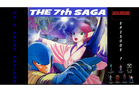 The 7th Saga (SNES) Episode 7 - YouTube