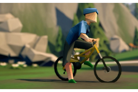 Lonely Mountains: Downhill is the mountain biking game I ...
