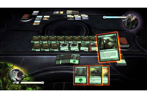Magic The Gathering Duels of the Planeswalkers 2013 HD ...