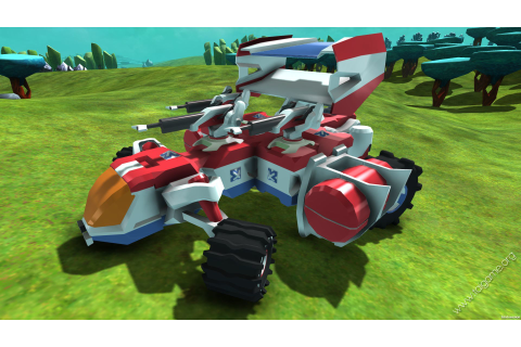 TerraTech - Download Free Full Games | Arcade & Action games