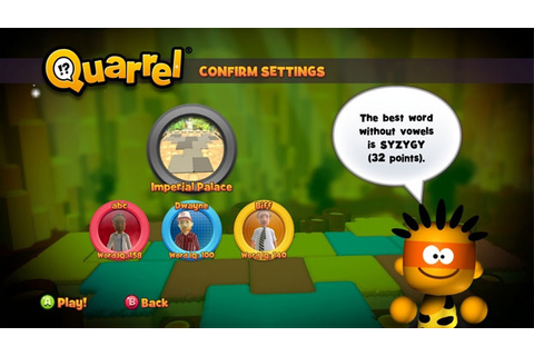 Quarrel Review for Xbox 360 - Cheat Code Central