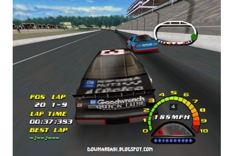 Nascar 2000 (N64) - Download Game PS1 PSP Roms Isos and ...