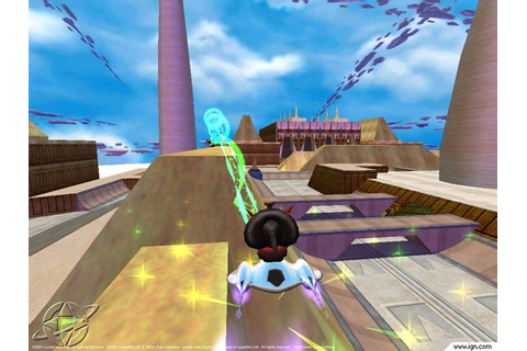 Star Wars: Super Bombad Racing Screenshots, Pictures ...