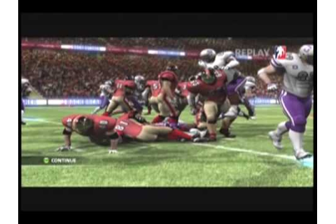 BackBreaker Football Game Review - YouTube
