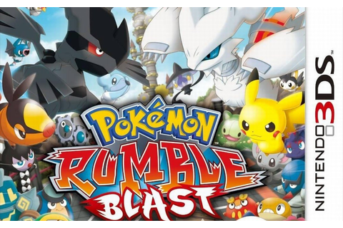 Super Pokemon Rumble Gameplay {Nintendo 3DS} {60 FPS ...