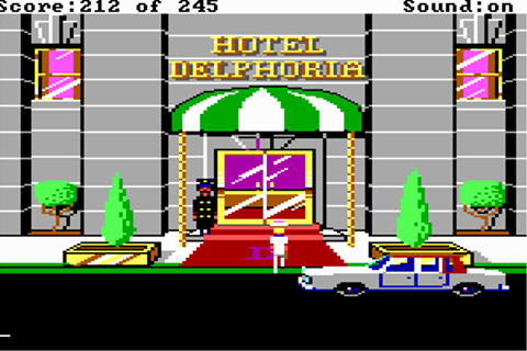 Police Quest: In Pursuit of the Death Angel - My Abandonware