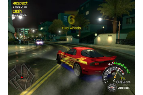 my drifting of game street racing syndicate by turbo1445 ...